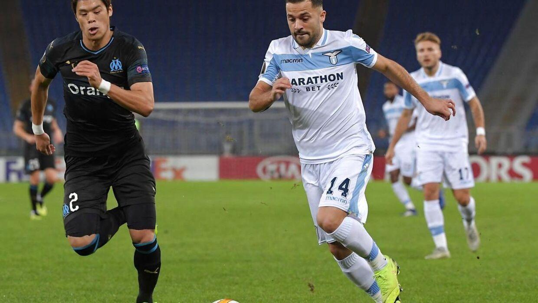 Durmisi er stadig i Lazio trods masser af rygter i det nu lukkede transfervindue.
