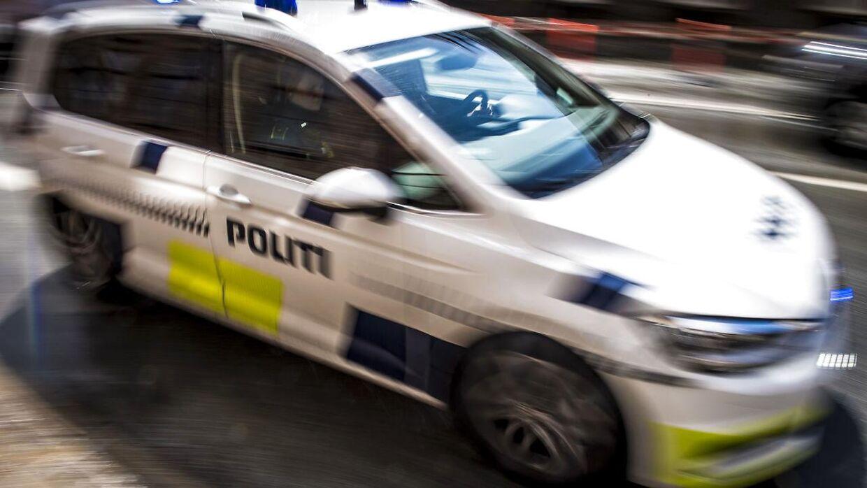 Arkivfoto. Politiet efterlyser en mand, som har blottet sig for fire piger i Skive.
