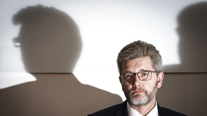 Overborgmester i København Frank Jensen måtte i 2012 beklage, at han ved en julefrokost havde opført sig upassende over for kvindelige kolleger. Arkivfoto