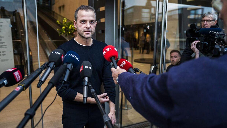 Morten Østergaard trak sig onsdag 7. oktober 2020 som formand for Det Radikale Venstre.