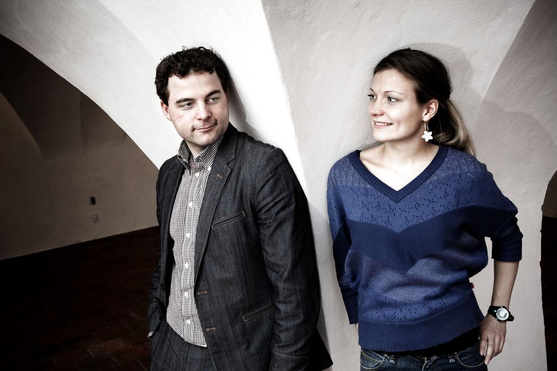 Morten Østergaard og Lotte Rod i 2007. Han var næstformand for Det Radikale Venstres folketingsgruppe. Hun var kandidat til Folketinget og Europa-Parlamentet. Hændelsen skulle være foregået i 2011.