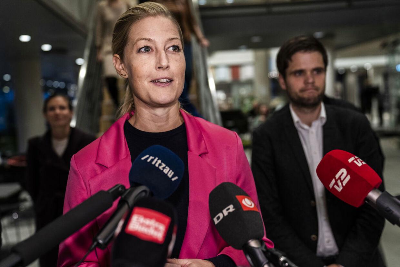 Sofie Carsten Nielsen overtager titlen som politisk leder hos de Radikale.