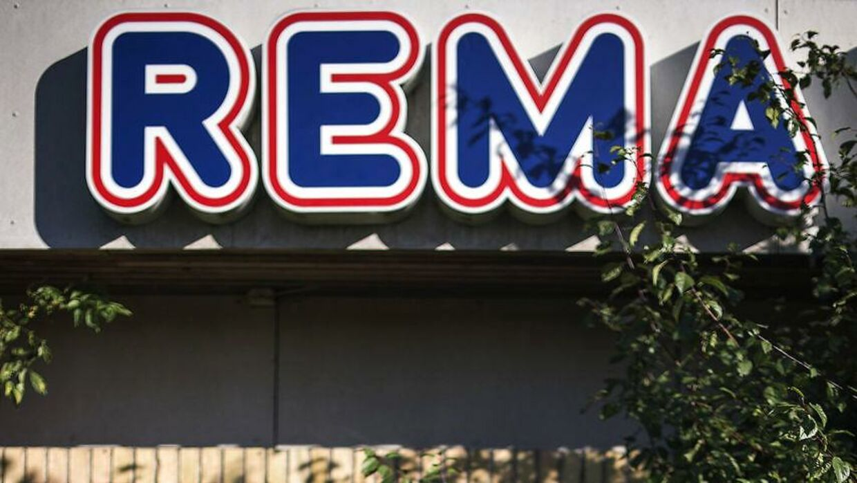 Rema 1000 er nu Danmarks næststørste dagligvarekæde.