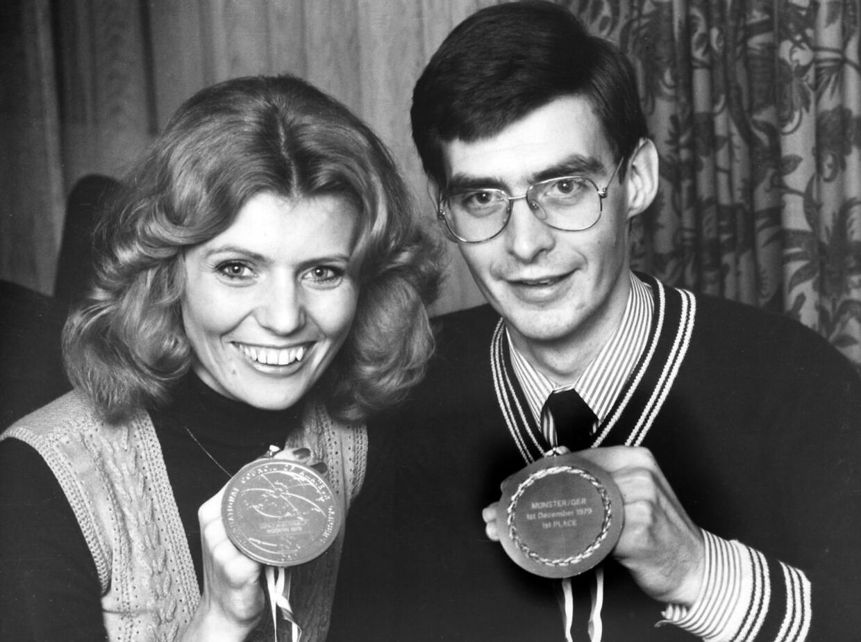 To gange vandt ægteparret Anne og Hans-Henrik Laxholm verdensmesterskabet i standarddanse.