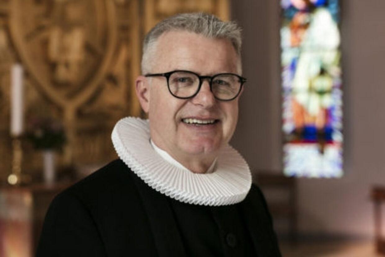 Peter Birch er nyvalgt biskop i Helsingør Stift. (Arkivfoto) Rune Hansen/Free