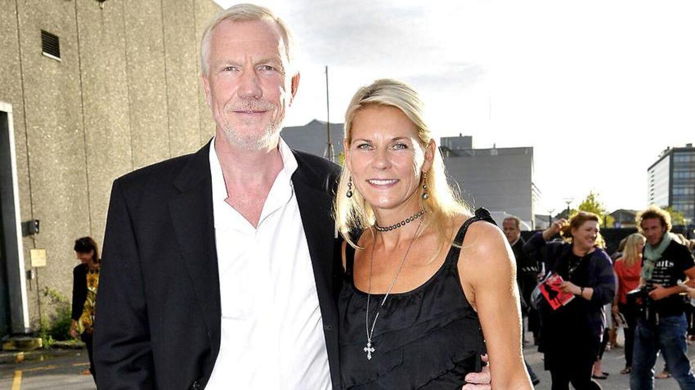 (Arkivfoto) Det er Stein Baggers tidligere ven Peter Sølbeck og hans hustru, Anne-Mette Riskær, der har solgt landets hidtil dyreste hus.