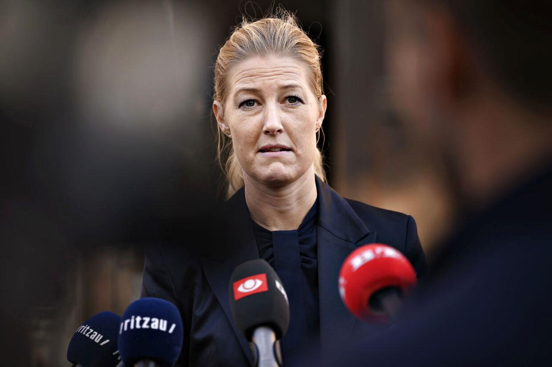 Sofie Carsten Nielsen er rasende over Ida Aukens beskyldninger.