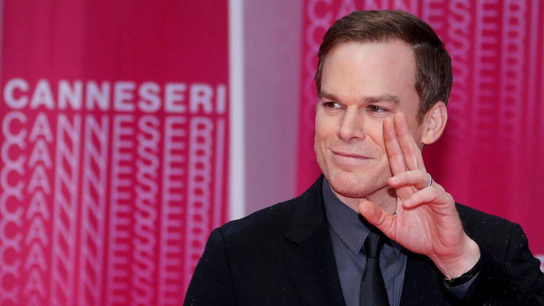 Michael C. Hall spiller hovedrollen Dexter i serien af samme navn.