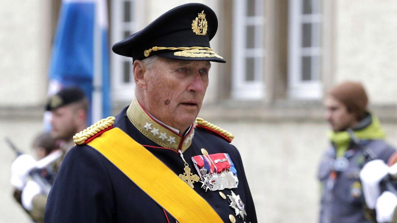 Kong Harald blev 83 år i februar.