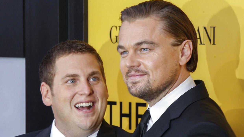 Leonardo DiCaprio og Jonah Hill kommer til at spille over for hinanden i filmen.