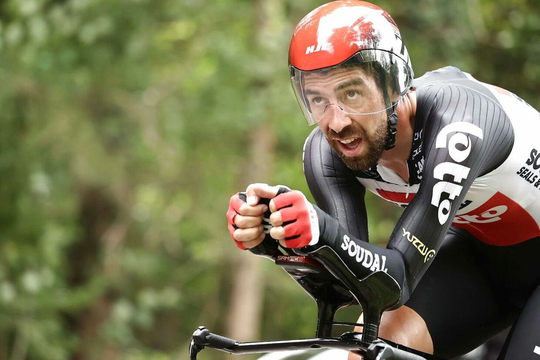 Thomas De Gendt frygter for sikkerheden ved Giro d'Italia.