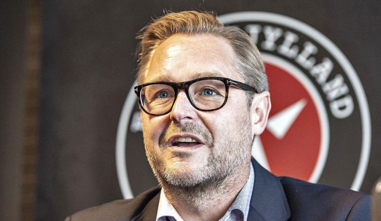 FCM-direktør Claus Steinlein søger en personlig assistent.