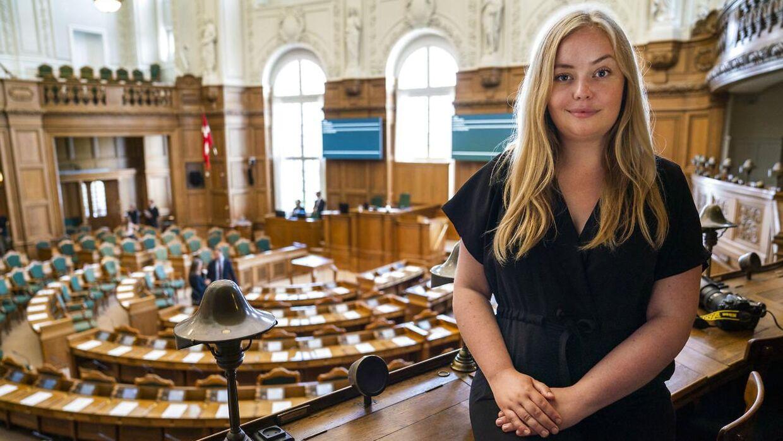 Maria Gudme er en af de kvinder, der over for Jyllands-Posten fortæller, hvordan hun i 2012 oplevede uøsnket seksuel opmærksomhed fra Frank Jensen, der var hendes overordnede.