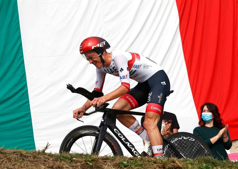 Unge Mikkel Bjerg imponerede igen i Giroen.