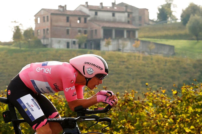 Joao Almeida bliver ved med at imponere i årets Giro d'Italia.