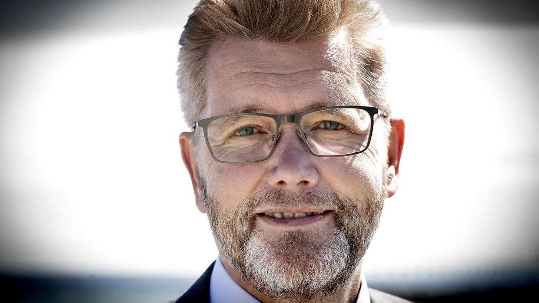 Københavns overborgmester, Frank Jensen.
