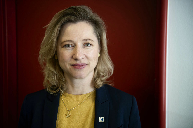 Regionsrådsformand Sophie Hæstorp Andersen (S).