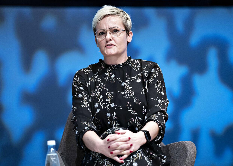 Børne- og undervisningsminister Pernille Rosenkrantz-Theil (S).