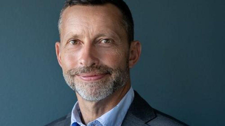 Kommunikationsrådgiver Claus Jørgensen.