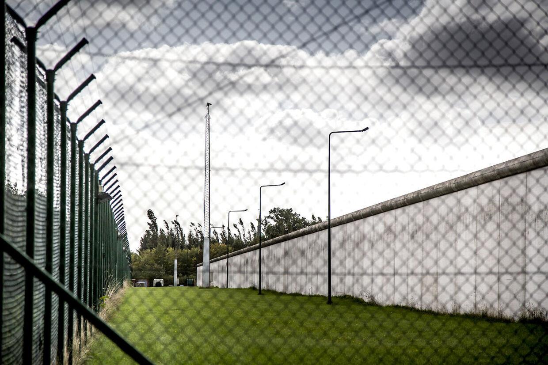 Herstedvester Fængsel i Albertslund, 16. september 2019.
