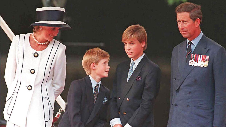 Forholdet mellem prins Charles og prinsesse Diana havde i mange år været dårligt forud for det kontroversielle interview, der rystede hele Storbritannien.
