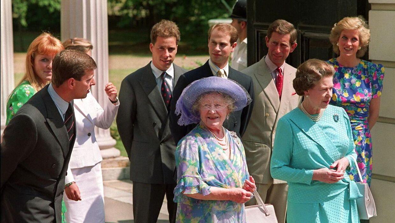 Interviewet ødelagde prinsesse Dianas forhold til den kongelige familie.