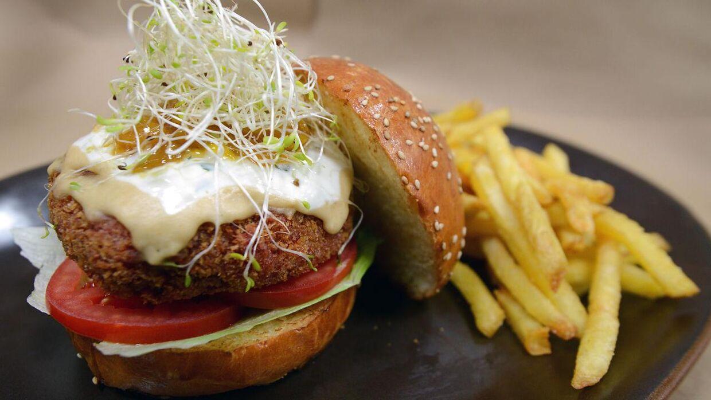 Vegetarburgere kan ende med at skulle omdøbes til vegetarsandwich eksempelvis.