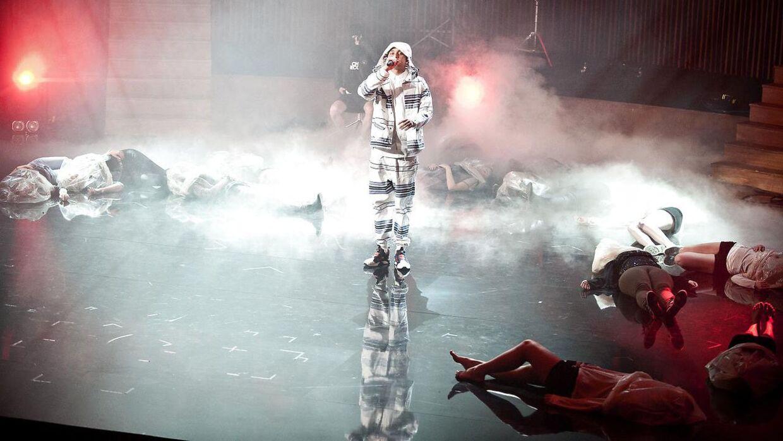 P3 Guld har været afholdt siden 2001 og har været en upcomming scene for mange nye talenter(Foto: Torkil Adsersen/Scanpix 2012)