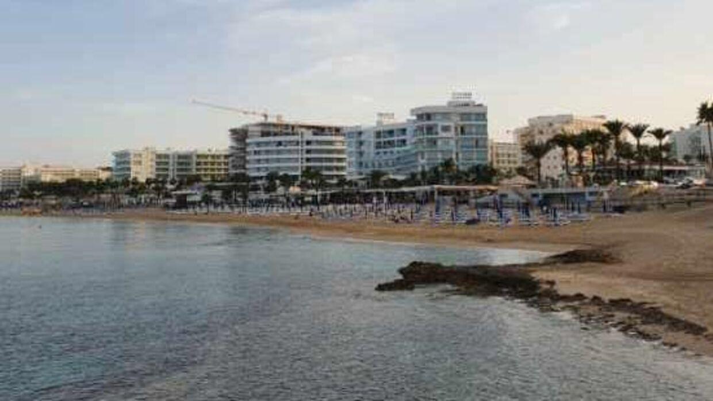 Arkivfoto. Karin Larsen og hendes mor er på ferie i Protaras på Cypern.