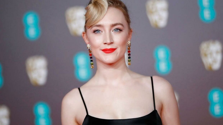 Saoirse Ronan fik en noget anderledes fødselsdagsgave fra stjernen Kate Winslet.