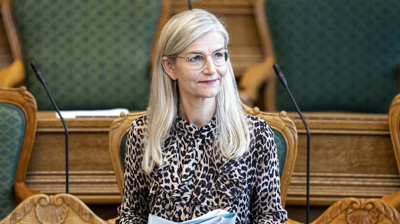Folketingspolitiker Ulla Tørnæs (V) siger til TV Syd, at hun ikke forstår, at tyske sommerhusgæster bliver forment adgang igen, som de gjorde i foråret.