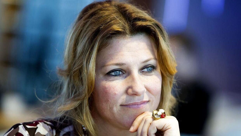 Prinsesse Märtha Louise er datter af kong Harald og dronning Sonja.