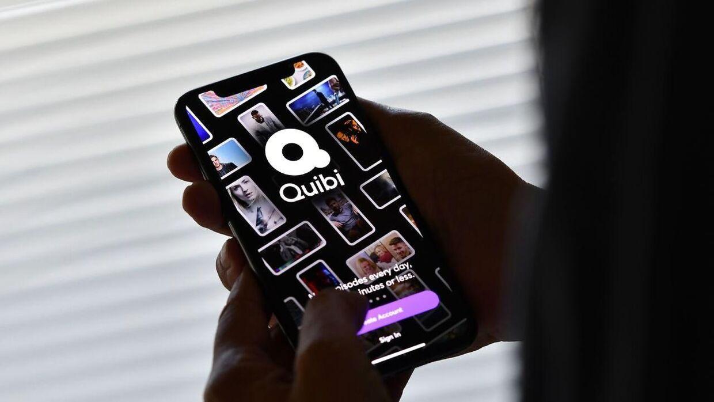 Streamingtjenesten Quibi er lukket efter blot et halv år på markedet. (Arkivfoto)
