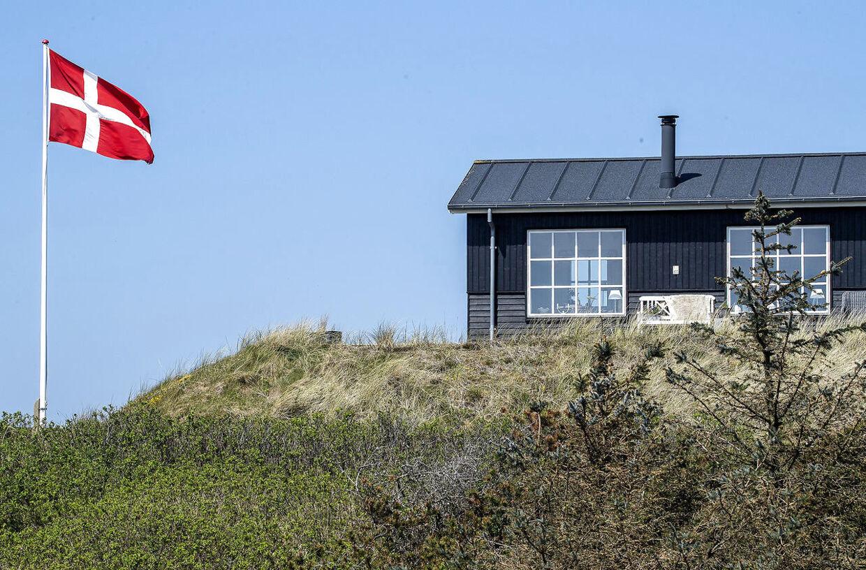 Masser af feriehuse kommer nu til at stå tomme, fordi de tyske lejere ikke længere må komme ind i Danmark.