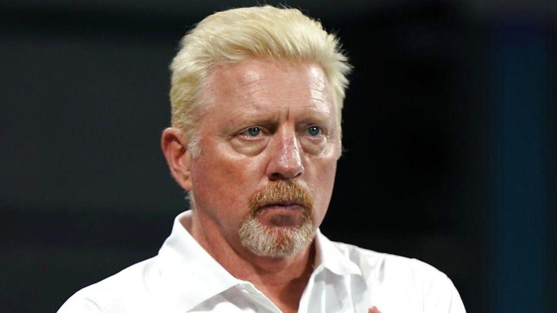 Boris Becker er ikke tilfreds med de tyske medier.