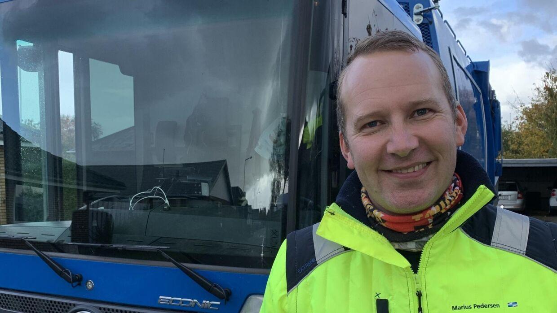 Jobbet som skraldemand tog Daniel Vagner Ankerso for at sikre sig, at han kunne forsørge sin familie.