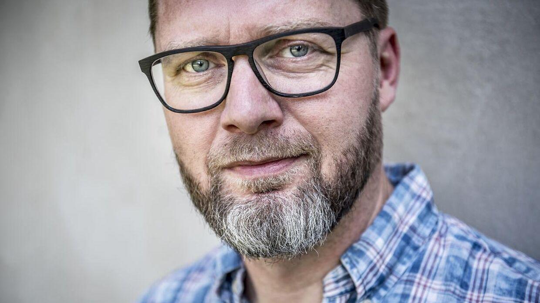 Lasse Rimmer har taget orlov.