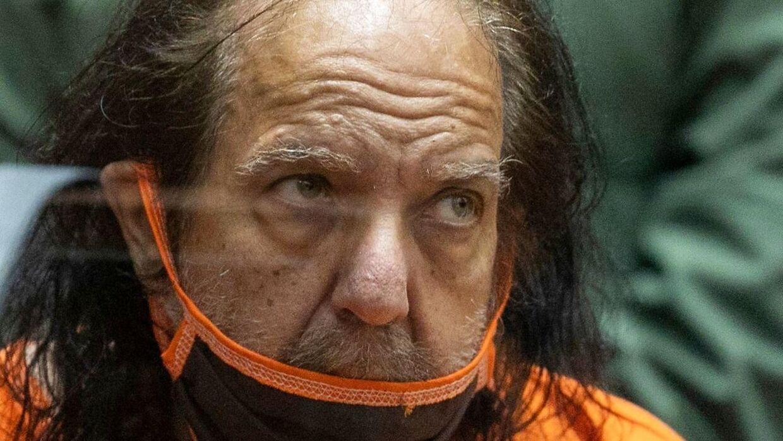 Ron Jeremy i retten i juni.