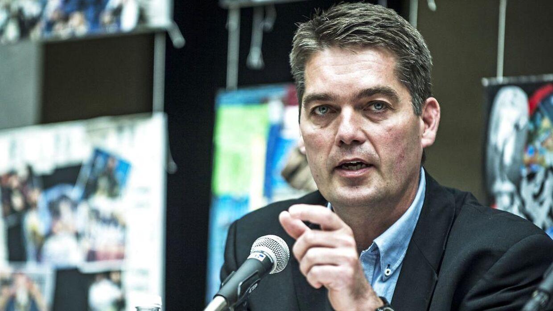 Poul-Erik Høyer bliver ikke Venstres spidskandidat i Gribskov ved næste kommunalvalg.