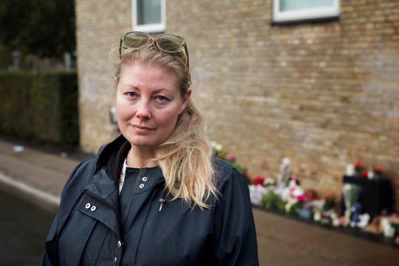 Camilla Rohde er rystet over, at en femårig pige skulle dø som følge af et trafikuheld på Peter Bangs Vej, hvor bilisten efterfølgende stak af.