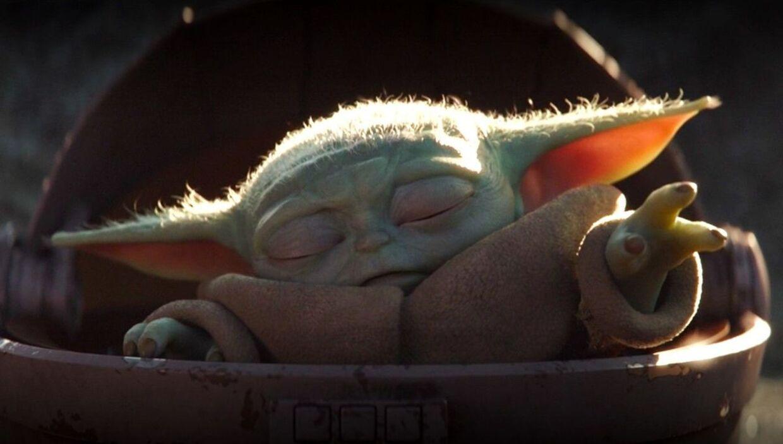 Baby Yoda - også kendt som »barnet« - spiller en væsentlig rolle i Disneys nye megasatsning. (Foto: ©Disney+)