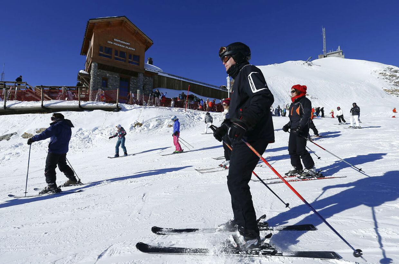 Når et land er orange, kan du ikke være sikker på, at din forsikring dækker, hvis du for eksempel brækker benet på ski.