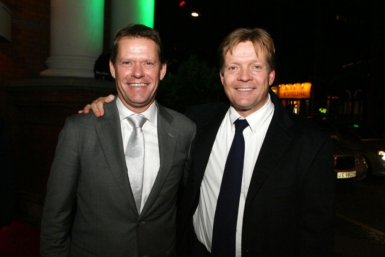 Frank Arnesen og Søren Lerby.