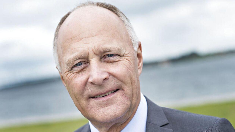 Torben Østergaard-Nielsen har tjent milliarder på at handle med bunkerolie.