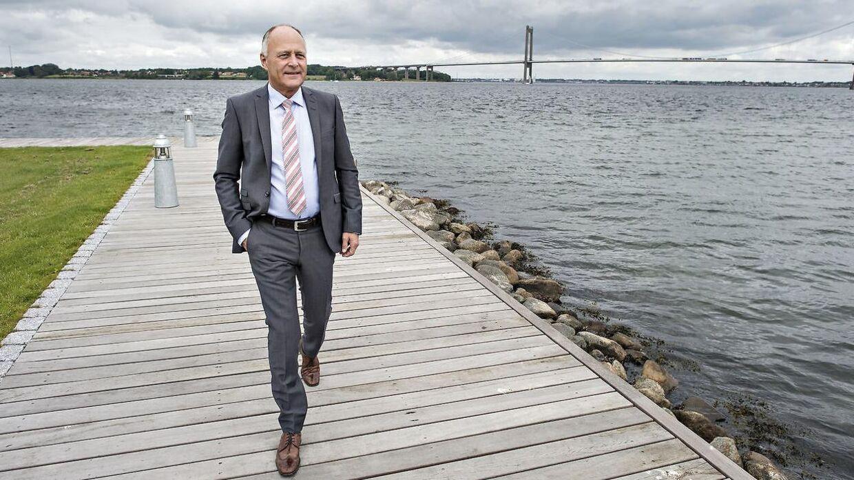 Torben Østergaard-Nielsen bor ved Middelfart.