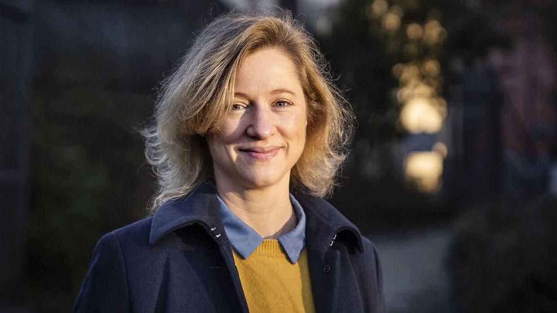 Sophie Hæstorp Andersen (S) er regionsrådsformand i Region Hovedstaden - nu vil hun være overborgmester.