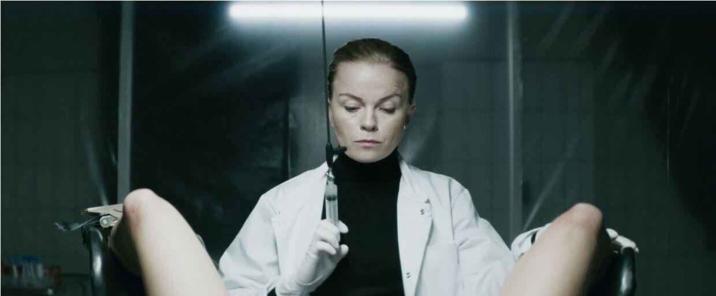 Fra filmen 'Breeder'. Her skuespiller Signe Egholm i billedet.