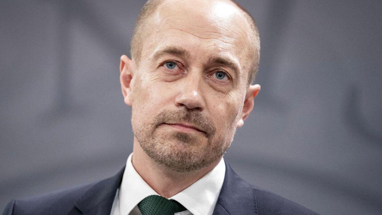 Magnus Heunicke (S) vil have kortlagt smitteindsatsen på Vestegnen.