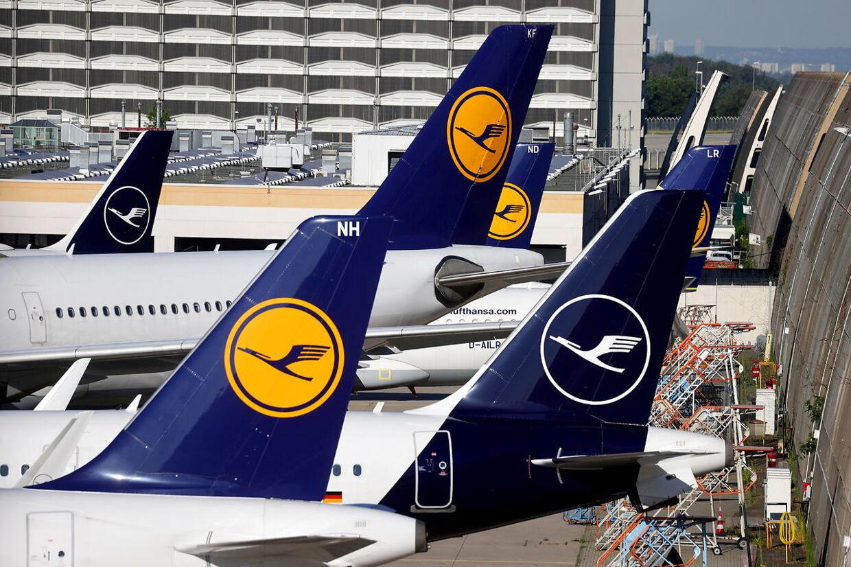 Lufthansa er Europas bedste flyselskab.