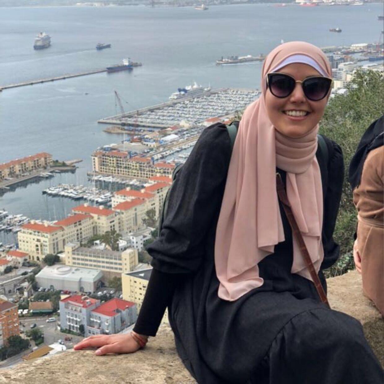 Samah Hammoude har rejst mange steder i verden, men Danmark er det sted, hvor hun føler sig mest hjemme.